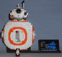 Lego - 75187 BB-8