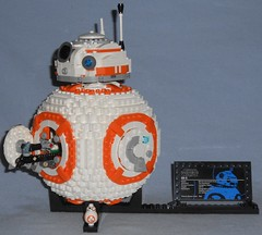 Lego - 75187 BB-8 (Open)