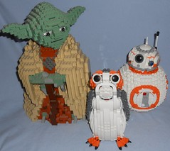 Lego - Star Wars BB-8 & Friends