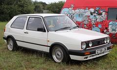 G739 LEW (Nivek.Old.Gold) Tags: 1989 volkswagen golf gti 3door 1781cc