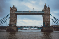 tower bridge from the touri perspective (thestreetphotograph) Tags: tower bridge london open boat tour rainy day lightroom photoshop xf 23mm f2 f8 fuji xt2