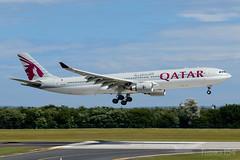 A7-AEA | Qatar Airways | Airbus A330-302 | BUD/LHBP (Tushka154) Tags: a7aea spotter airbus ferihegy budapest a330302 a330 qatarairways hungary qatar a330300 airbusa330 aircraft airplane avgeek aviation aviationphotography budapestairport lhbp lisztferencinternationalairport planespotter planespotting spotting