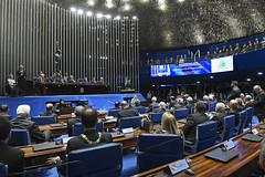Plenário do Congresso (Senado Federal) Tags: diadomaçombrasileiro plenário sessãosolene reginaldogusmão cassianoteixeirademoraes hamiltonmourão senadorizalcipsdbdf deputadogeneralgirãopslrn múciobonifácio ademirlúcioamorim armandoassumpção brasília df brasil