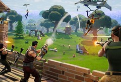 Trying to get a victory royal in Fortnite (BDGamingProduction) Tags: tryingtoget victoryroyal fortnite youtubegaming bdgamers gamer youtubrs bdgamingproduction playingvideogame guns weapons people person robots challenge woods yard playstation4 nicegame youtubevideo
