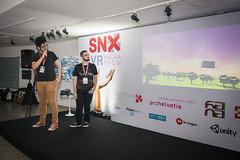 "Hackathon SNX.VR Awarding Event and Team Work • <a style=""font-size:0.8em;"" href=""http://www.flickr.com/photos/110060383@N04/48608609102/"" target=""_blank"">View on Flickr</a>"