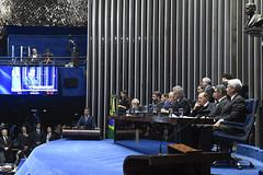 Plenário do Congresso (Senado Federal) Tags: plenário sessãosolene diadomaçombrasileiro comemoração reginaldogusmãodealbuquerque cassianoteixeirademoraes hamiltonmourão senadorizalcipsdbdf deputadogeneralgirãopslrn múciobonifácioguimarães ademirlúcioamorim armandoassumpção paineleletrônico senadornelsinhotradpsdms carpetedesenhado brasília df brasil