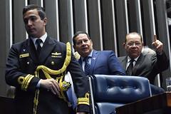 Plenário do Congresso (Senado Federal) Tags: plenário sessãosolene diadomaçombrasileiro comemoração hamiltonmourão múciobonifácioguimarães brasília df brasil