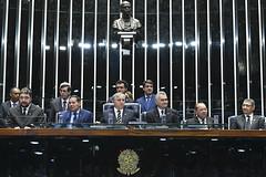 Plenário do Congresso (Senado Federal) Tags: plenário sessãosolene diadomaçombrasileiro comemoração cassianoteixeirademoraes hamiltonmourão senadorizalcipsdbdf deputadogeneralgirãopslrn múciobonifácioguimarães ademirlúcioamorim brasília df brasil