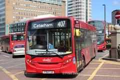 Abellio 8826 (YY64YJH). (Fred Dean Jnr) Tags: abellio london alexander dennis 8826 yy64yjh parklanecroydon august2019 route407 caterham adl enviro200