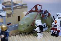 Cantina #1 He loves his Dewback