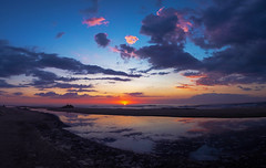Soulac Sur-Mer Sunset (Christy Turner Photography) Tags: beach sunset france soulacsurmer europe travel