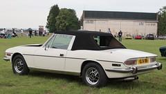 ULN 118R (Nivek.Old.Gold) Tags: 1976 triumph stag auto 2997cc