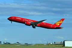 No More Pandering (yyzgvi) Tags: b6998 boeing 7879 dreamliner hainan airlines toronto pearson mississauga ontario cyyz yyz