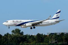 4X-EKI | El Al Israel Airlines | Boeing 737-86N | BUD/LHBP (Tushka154) Tags: hungary spotter 73786n ferihegy budapest boeing 737800 737 737nextgeneration elalisraelairlines 4xeki 737ng aircraft airplane avgeek aviation aviationphotography boeing737 boeing737nextgeneration boeing737ng budapestairport elal lhbp lisztferencinternationalairport planespotter planespotting spotting