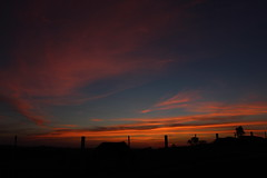 (Observer ☼☼) Tags: sunset anoitecer southern brazil paraná nature sul brasil natureza sky cielo céu clouds nuvens nubes paisagem landscape wonderful beauty colorido colors
