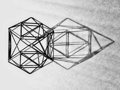 Triangles in Late Afternoon (Robert Cowlishaw (Mertonian)) Tags: backyardphotolab bypl cement concrete triangles robertcowlishaw mertonian canonpowershotg1xmarkiii markiii g1x powershot canon objex structural shadows