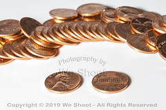 My Two Cents (weeviltwin) Tags: money monies currency coin coins penny pennies numismatic numismatics macro closeup round copper bright weshootcom obverse reverse