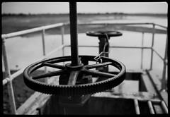 dam valves - Rodinal stand 1hr (the other Matt Jones) Tags: rodinal stand 2468 kodak film canon10qd 35mmf14 blackandwhite