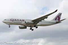 DSC_8866Pwm (T.O. Images) Tags: a7afz qatar airbus a330 cargo lhr london heathrow