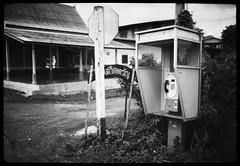 phone box ii - Xtol stock 10mins (the other Matt Jones) Tags: kodak 2468 blackandwhite film canon10qd xtolstock developer