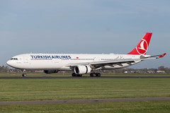 Turkish_330_tc-jod_ams (Lensescape) Tags: ams 2018 airbus 330 a330 330300 a330300 tcjod turkishairlines turkish