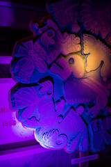 Skulduggery (davidseibold) Tags: america artistry california canonrebelt3i cemetery diadelosmuertos hollywood hollywoodforevercemetery jfflickr losangelescounty photosbydavid postedonflickr santamonicablvd skull unitedstates usa losangeles unitedstatesofamerica