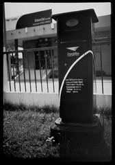 krasang post box - Rodinal stand 1hr (the other Matt Jones) Tags: rodinal stand 2468 kodak film canon10qd 35mmf14 blackandwhite