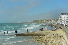 Wimereux-beach