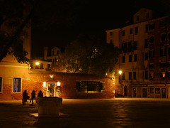 Night at Venice (loris.uccia) Tags: venezia alba notturna