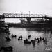 AP4756-Breton – Cholon, 1904 – Une paserelle – Le bain des buffles