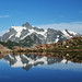 Mt. Shuksan reflection in pool at Artist Point (Wayne~Chadwick) Tags: