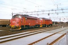 NSB Di 3 628 (Stig Baumeyer) Tags: nsb norgesstatsbaner nsbdi3 di3 nohab nohabgm nydqvistholm emd electromotive generalmotors gm gm16567 trondheim trollhättan diesellocomotive diesel diesellokomotiv diesellok diesellokomotive