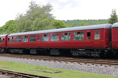 5235 (1) (ANDY'S UK TRANSPORT PAGE) Tags: trains rowsley peakrail coaches
