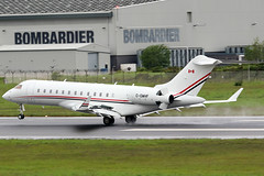 C-GWHF_01 (GH@BHD) Tags: cgwhf bombardier bd700 skyservice globalexpress skyservicebusinessaviation bhd egac belfastcityairport bizjet corporate executive aircraft aviation