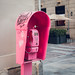 Stay Connected! (Tyrelli) Tags: publictelephone telephone pink telecom smartphone