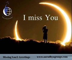 I Miss You E Greetings By Aaradhya Groups (aaradhyagroups01) Tags: aaradhya group i greeting cards