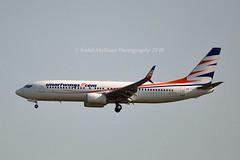 Smartwings OK-TVV Boeing 737-86N Split Scimitar Winglets cn/38027-4030 @ LFPG / CDG 15-06-2019 (Nabil Molinari Photography) Tags: smartwings oktvv boeing 73786n split scimitar winglets cn380274030 lfpg cdg 15062019