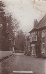 KEN2-135 Chilham - old houses (audinary_music) Tags: kent chilham