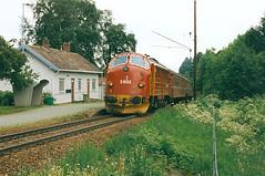 NSB Di 3 633 (Stig Baumeyer) Tags: nsb norgesstatsbaner nsbdi3 di3 nohab nohabgm nydqvistholm emd electromotive generalmotors gm gm16567 trondheim trollhättan diesellocomotive diesel diesellokomotiv diesellok diesellokomotive stavne passengertrain personenzug persontog