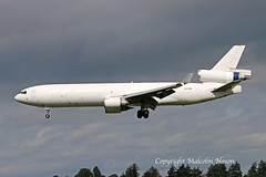 MD11F N513SN WESTERN GLOBAL (shanairpic) Tags: jetairliner cargo freighter md11 shannon westernglobal n513sn