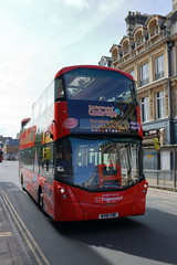 13812 BV18 YBE (ANDY'S UK TRANSPORT PAGE) Tags: cambridge buses citysightseeing sightseeing stagecoacheast cambus