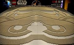 Lego Stormtrooper's Helmet, Union Station, Toronto, ON (Snuffy) Tags: artsintoronto michaelleestockwell lego stormtroopershelmet stormtrooper unionstation toronto ontario canada level1thebestofday