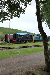 PEAK RAIL (5) (ANDY'S UK TRANSPORT PAGE) Tags: trains rowsley peakrail