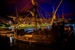 Santa Maria im Hafen von Funchal