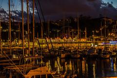 Hafen für Segelbote
