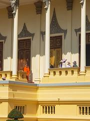 Cambodia Royal Palace. Phnom Penh, Cambodia