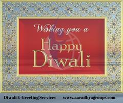 Diwali E Greetings By Aaradhya Groups (aaradhyagroups01) Tags: aaradhya group i greeting cards
