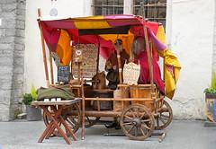 The Almond Seller (mandalaybus) Tags: vendor vendors estonia estonian tallinn seller sellers almondvendor almondvendors cart carts 5photosaday