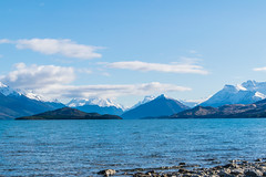 Approaching Glenorchy