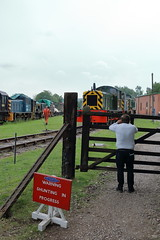 PEAK RAIL (4) (ANDY'S UK TRANSPORT PAGE) Tags: trains rowsley peakrail
